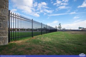 Eastern aluminum fence