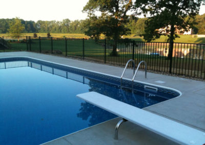 Heron 48 inch tall is the most economical pool fence we offer and there is no brand better than OnGuard. While the BOCA code allows for a 48 inch tall barrier, local jusisdictions have the right to make their codes more strict. Please check with your local building inspector before you order.