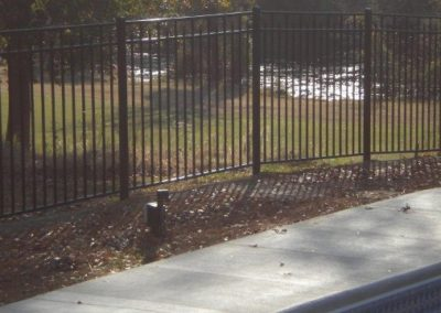 Starling style by OnGuard is our most popular selling pool fence panel.