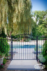 Eastern Aluminum fence Style EO54200
