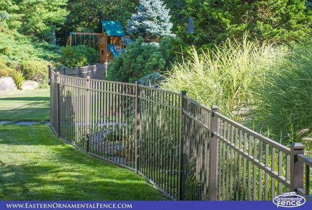 Eastern aluminum fence - Eastern ornamental aluminum pool fence
