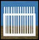 Illusions Vinyl Gate Styles - Vinyl Fence Picket Gate
