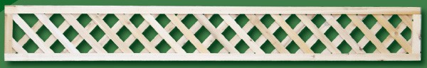 Diagonal Lattice Topper