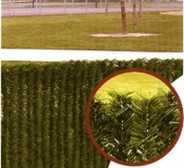 We ship Chain Link Hedge Privacy Slats everywhere in the U.S.A,