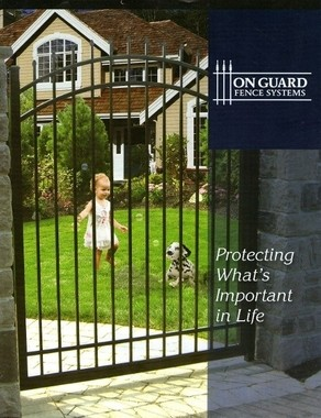OnGuard Aluminum Pool Fence Brochure Download